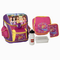Detail produktu - �koln� aktovka - 6-d�ln� set, LEGO Supreme FRIENDS ALL GIRLS