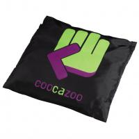 Pláštěnka pro batoh CoocaZoo, černá - zvětšit obrázek