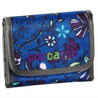 Peněženka COOCAZOO CashDash, Find The Bird Blue - zvětšit obrázek