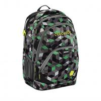 Školní batoh Coocazoo EvverClevver2, Crazy Cubes, certifikát AGR  - zvětšit obrázek