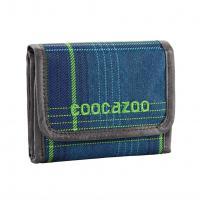 Peněženka CoocaZoo CashDash, Walk The Line Lime - zvětšit obrázek