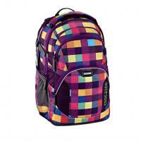Školní batoh Coocazoo JobJobber 2, Melange A Trois Pink - zvětšit obrázek