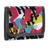 Peněženka CoocaZoo CashDash, Checkered Bolts - zvětšit obrázek