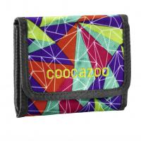 Peněženka CoocaZoo CashDash, Spiky Pyramid - zvětšit obrázek
