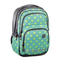 Školní batoh All Out Blaby, Mint Dots - zvětšit obrázek