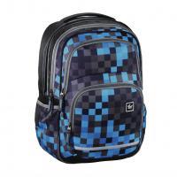 Školní batoh All Out Blaby, Blue Pixel - zvětšit obrázek