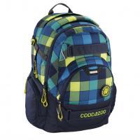 Školní batoh Coocazoo CarryLarry2, Lime District - zvětšit obrázek
