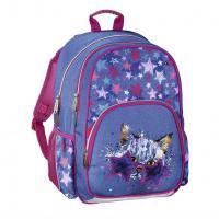 HAMA Školní batoh pro prvňáčky, Discokočka - zvětšit obrázek