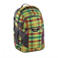 Školní batoh coocazoo JobJobber2, Hip To Be Square Green - zvětšit obrázek