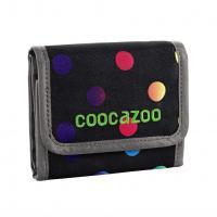 Peněženka coocazoo CashDash, Magic Polka Colorful - zvětšit obrázek