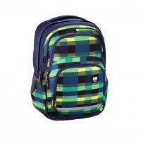 Školní batoh All Out Blaby, Summer Check Green - zvětšit obrázek